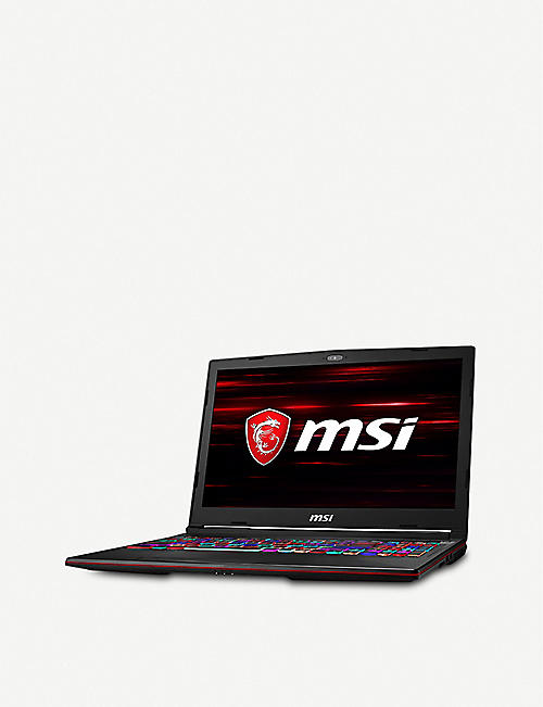 MSI GL63-9SX-GTX Gaming Laptop