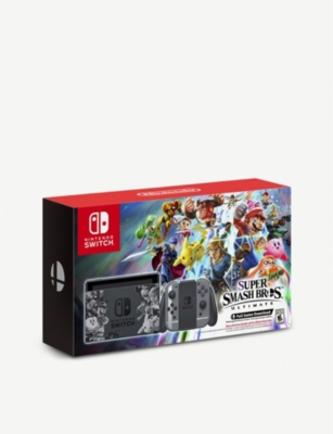 NINTENDO Super Smash Bros Ultimate Switch Bundle