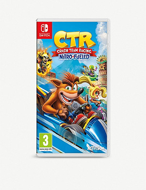 NINTENDO Crash Team Racing Nitro-Fueled Switch