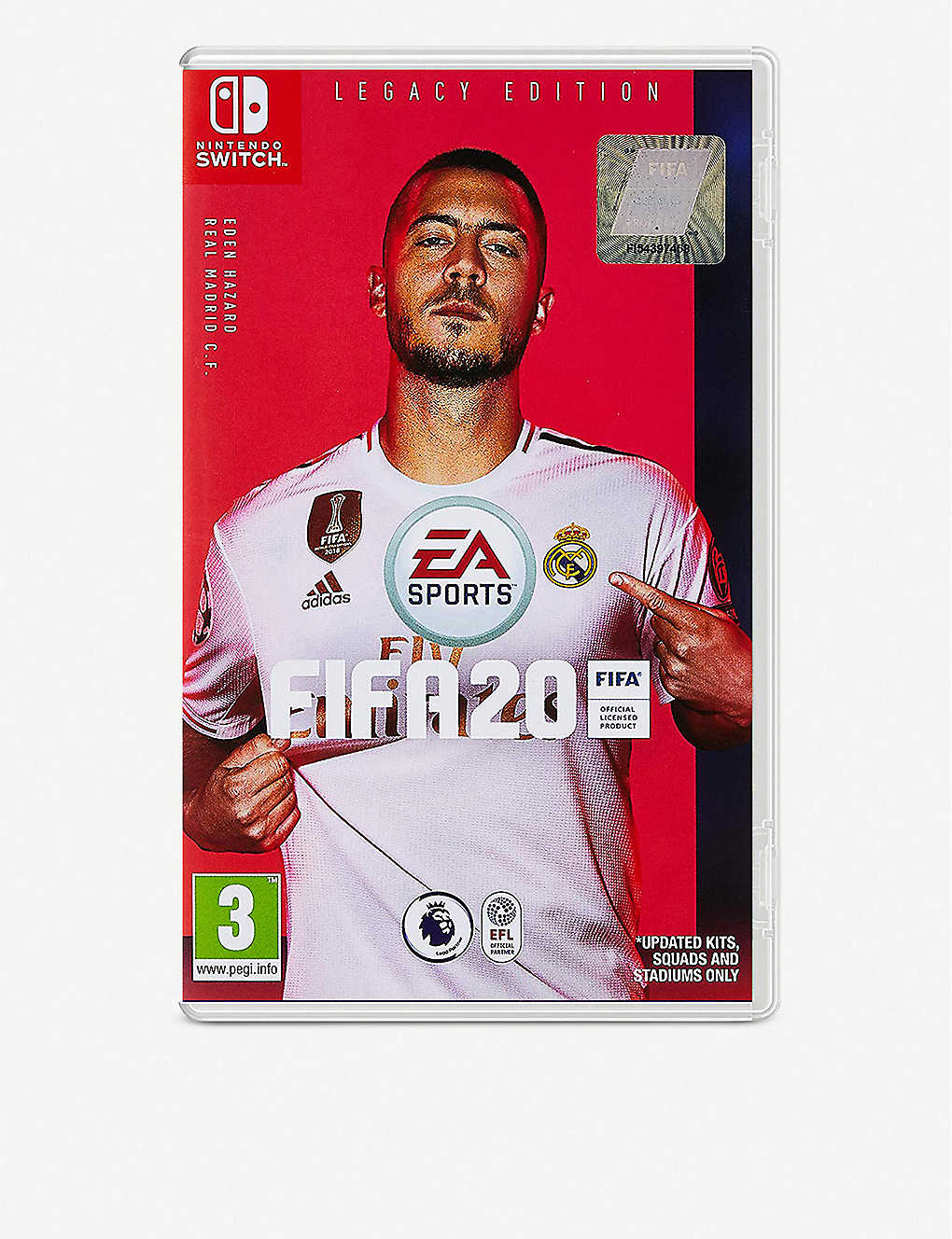 NINTENDO: Fifa 20 Switch game