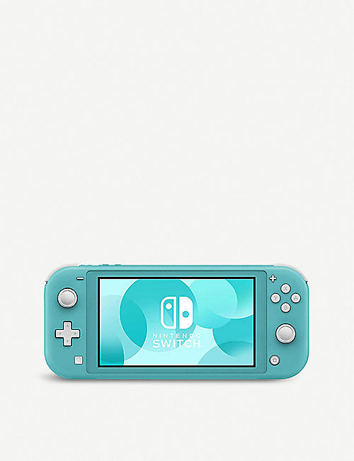 NINTENDO: Nintendo Switch Lite portable console