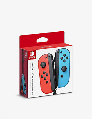 NINTENDO: Nintendo Switch Joy-con Controller Set
