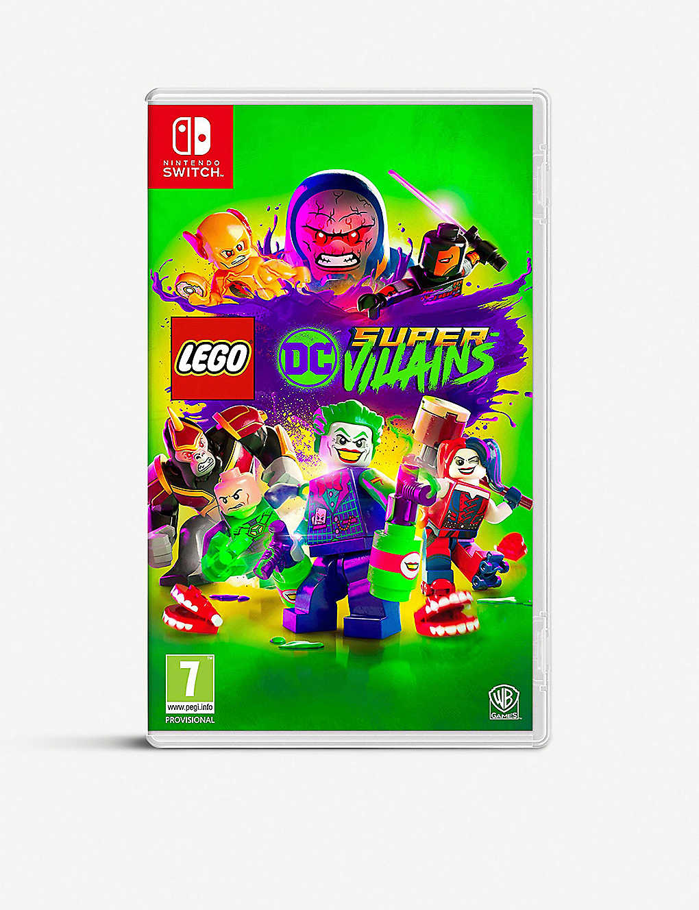 NINTENDO - LEGO DC Super Villains Nintendo Switch game