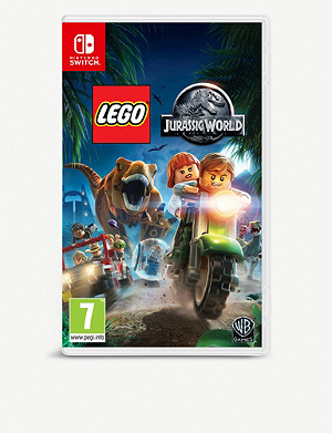 NINTENDO LEGO Jurassic World Switch Game
