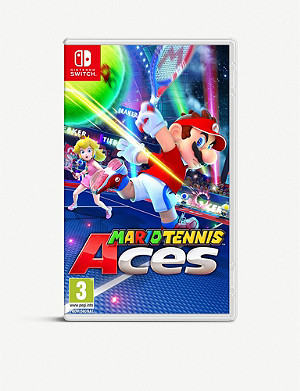 NINTENDO Mario Tennis Aces Switch Game