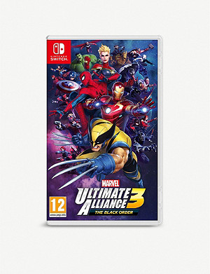 NINTENDO Marvel Ultimate Alliance 3 Nintendo Switch game