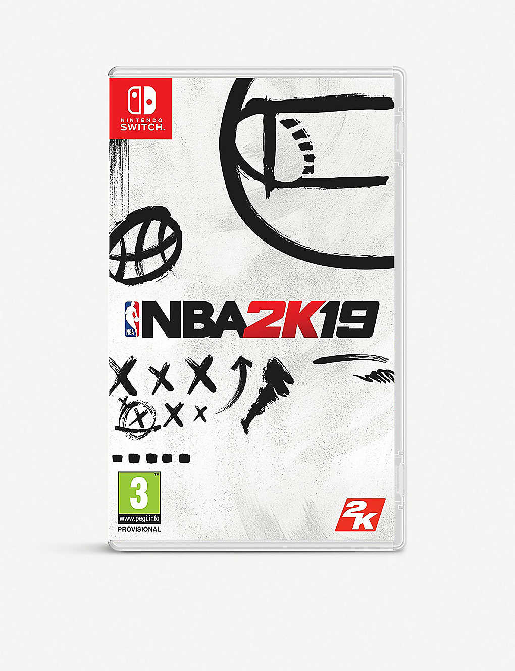 NBA 2k19 Switch game