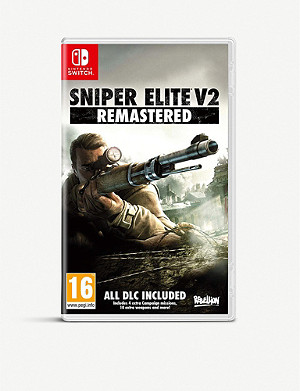 NINTENDO Sniper Elite V2 Remastered Nintendo Switch game