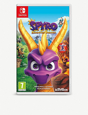 NINTENDO Spyro Trilogy Reignited Switch