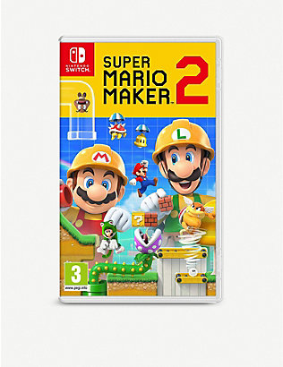 NINTENDO: Super Mario Maker 2 Switch