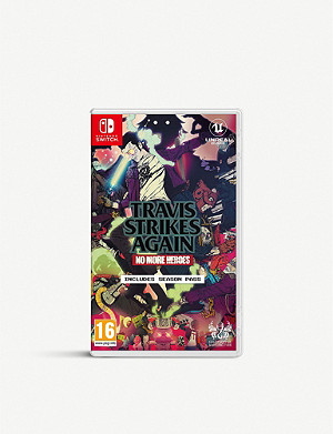 NINTENDO Travis Strikes Again: No More Heroes Switch game