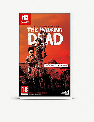 NINTENDO The Walking Dead Final Season Switch