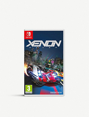 NINTENDO Xenon Racer Switch game