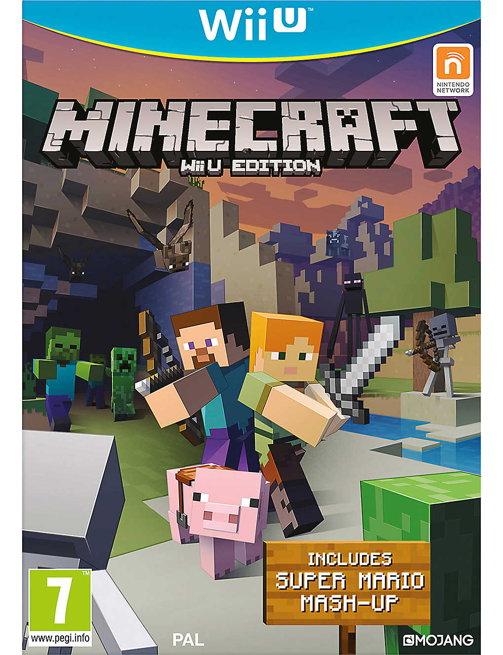 NINTENDO - Minecraft Wii U Edition game | Selfridges com