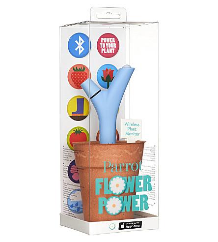 parrot flower power wireless plant monitor. Black Bedroom Furniture Sets. Home Design Ideas
