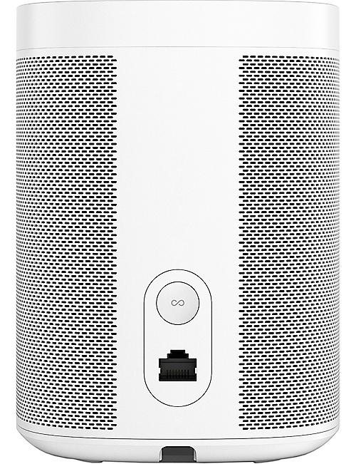 SONOS Sonos One voice controlled smart speaker