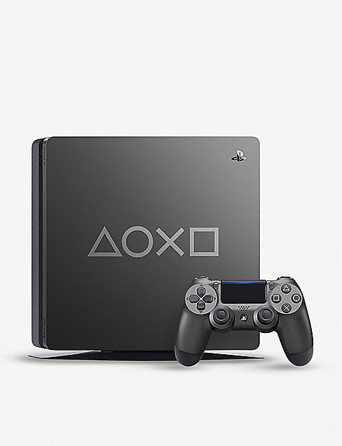 SONY PS4 Days of Play Edition Console
