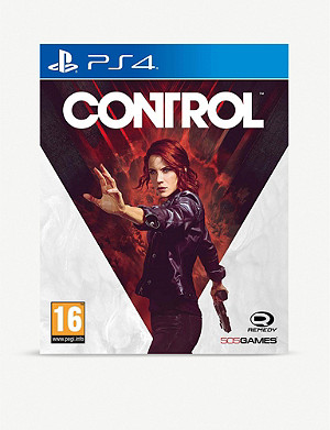 SONY Control PS4 game