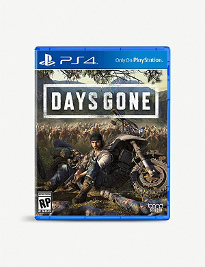 SONY Days Gone PS4 game