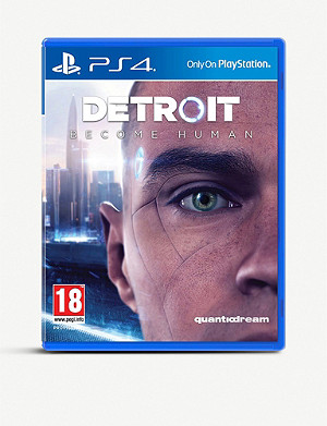 SONY Detroit Become Human PS4 Game