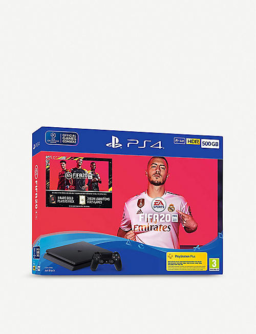 SONY FIFA 20 PS4 500TB Console Bundle