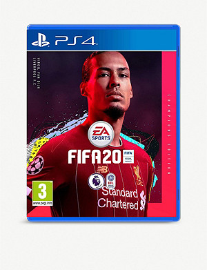 SONY FIFA 20 Champions Edition PS4