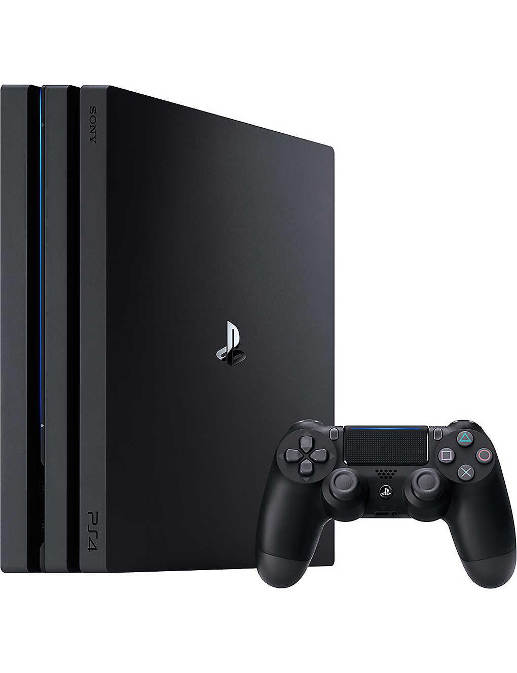 fb8ae2e683c SONY - Playstation 4 pro console | Selfridges.com