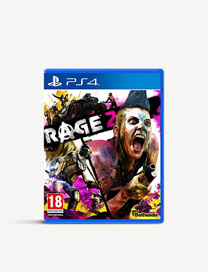 SONY RAGE 2 PS4 game