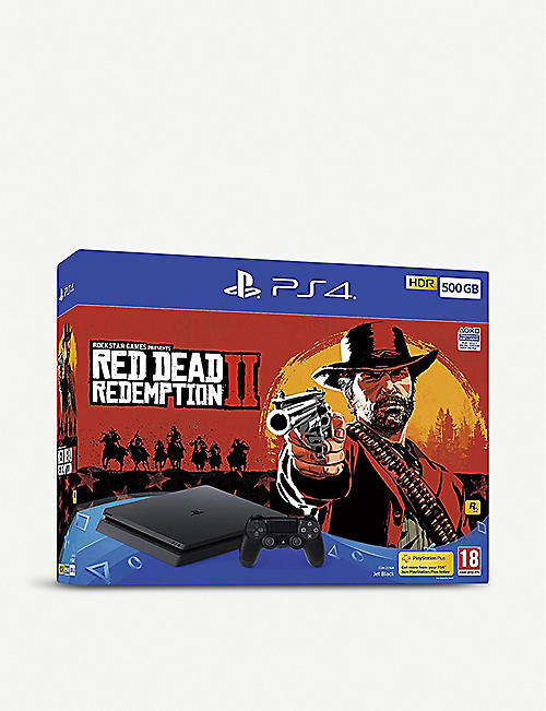 SONY Red Dead Redemption 2 PS4 Bundle