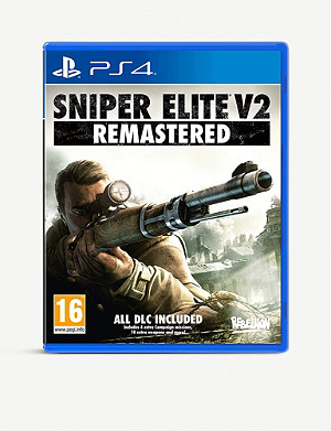 SONY Sniper Elite V2 Remastered PS4