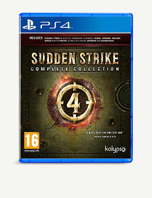SONY Sudden Strike 4 Complete Collection PS4