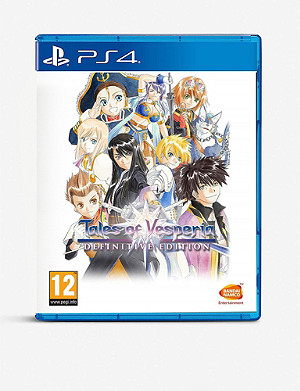 SONY Tales of Vesperia Definitive Edition PS4 game
