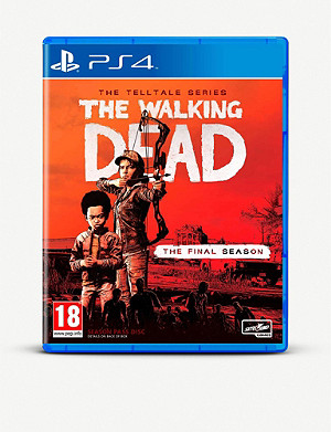 SONY The Walking Dead Final Season PS4