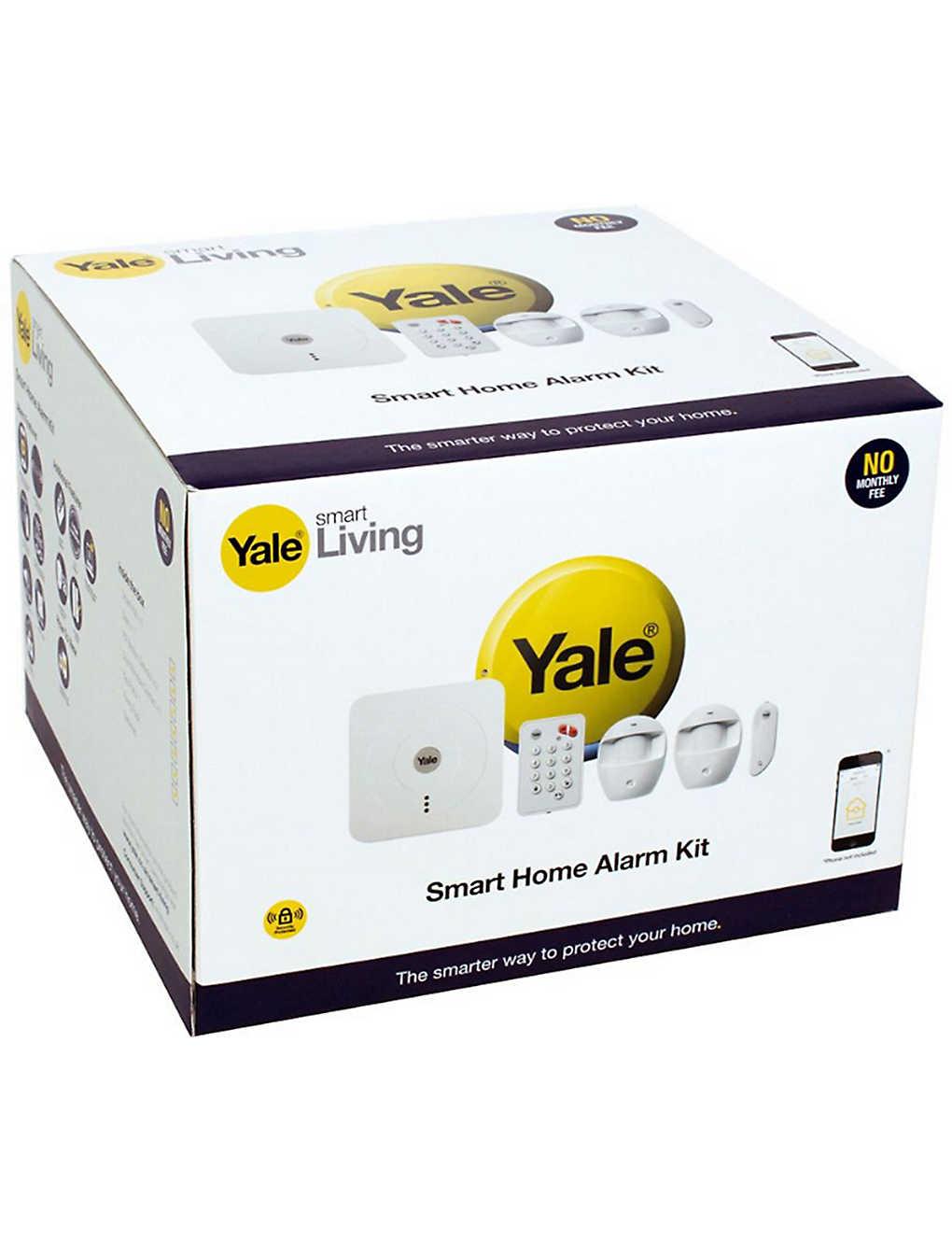 YALE - SR-320 Wireless Home Alarm Kit   Selfridges com