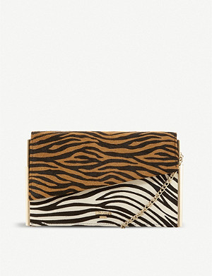 DUNE Bazurk clutch bag