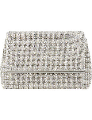DUNE Everlina dimante clutch bag