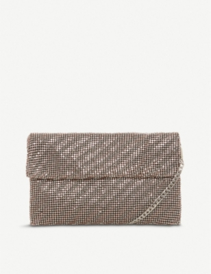 DUNE Edisco chainmail clutch