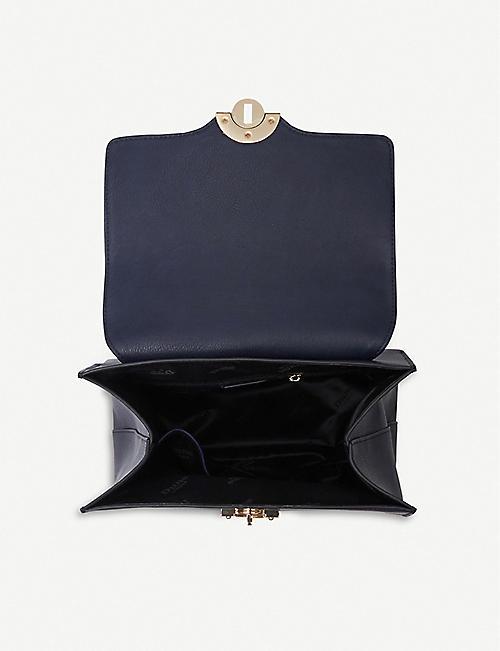 aa7330f750af08 DUNE Dabrinah faux-leather rucksack