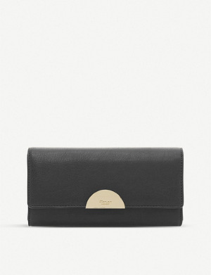 DUNE Kaandelion faux-leather continental purse