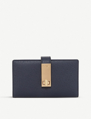 DUNE Kiella twist lock purse