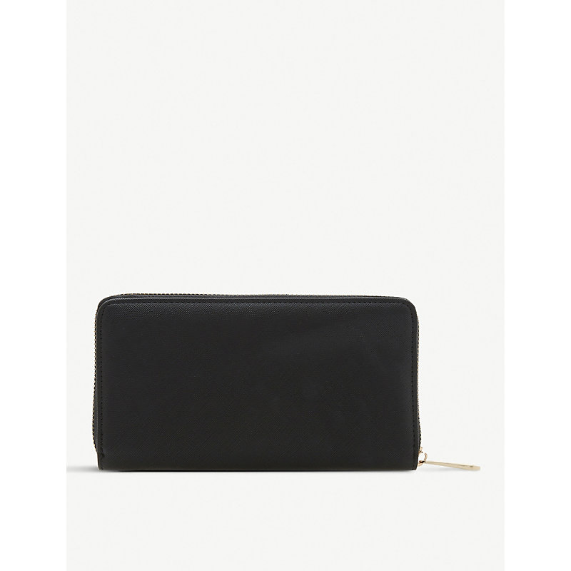 Dune KBECCI FAUX-LEATHER PURSE WITH REMOVABLE POUCH