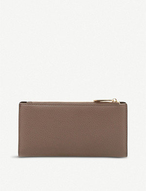 DUNE Kanty faux-leather purse with removable card holder