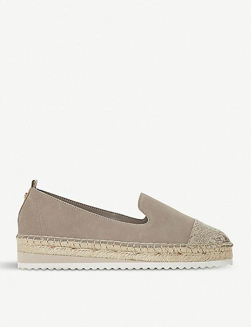 8c0f9831a59 DUNE - Espadrilles - Flats - Womens - Shoes - Selfridges | Shop Online
