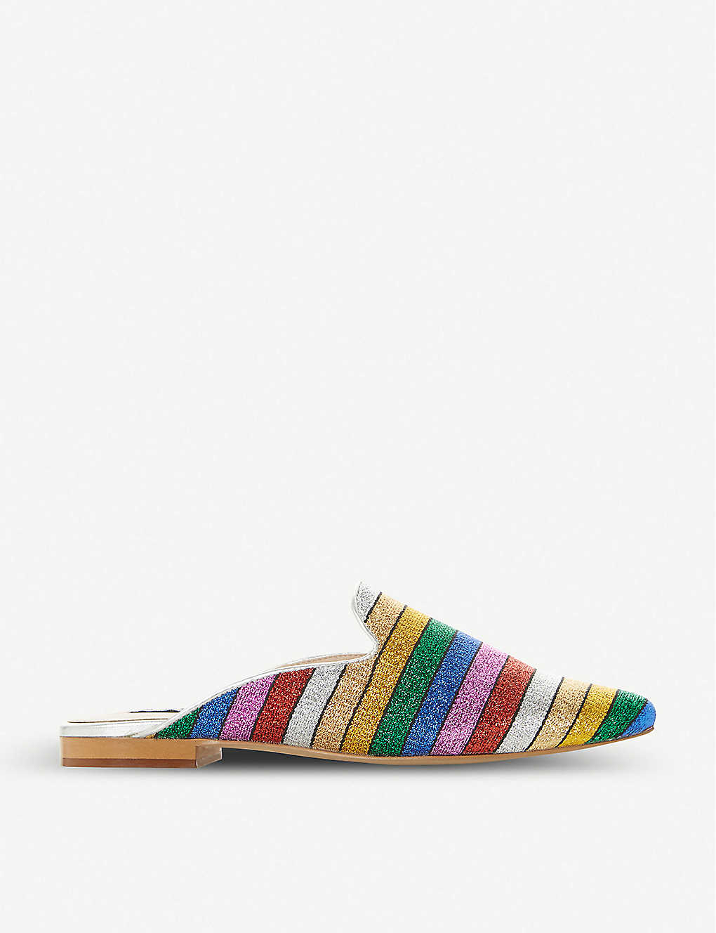 DUNE: Goldcoast striped mules