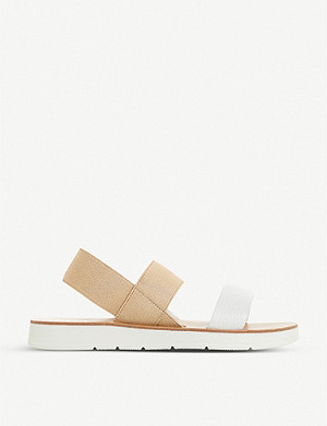 DUNE Lenia strappy sandals