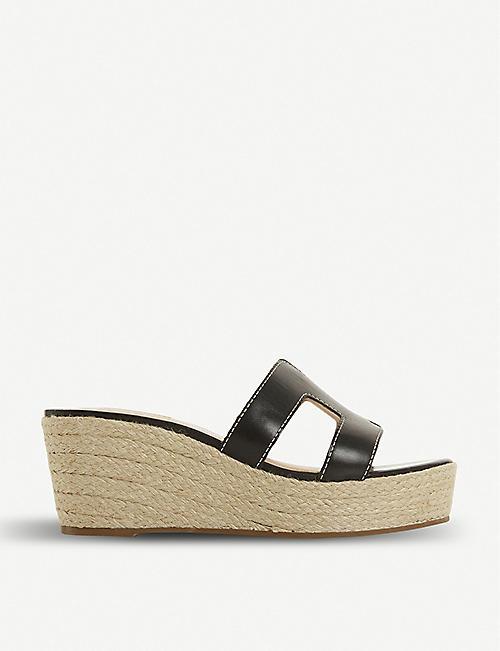 861e2fc863c4 DUNE - Wedge sandals - Sandals - Womens - Shoes - Selfridges