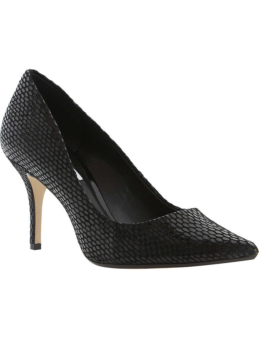 c77223a1a03 DUNE - Alina leather pointed toe court shoes | Selfridges.com