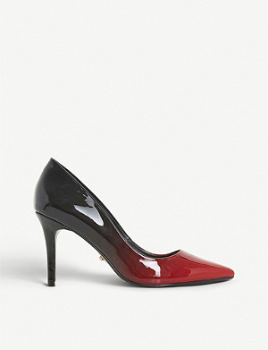 DUNE Ambre stiletto-heel courts
