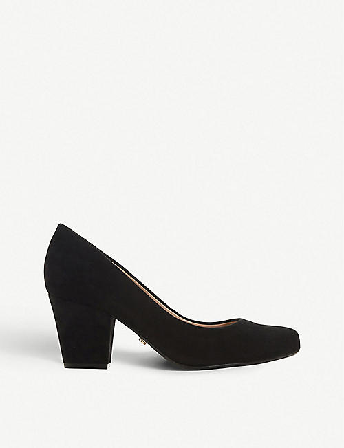 DUNE Anthena suede courts