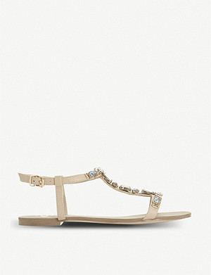 DUNE Natally leather sandals